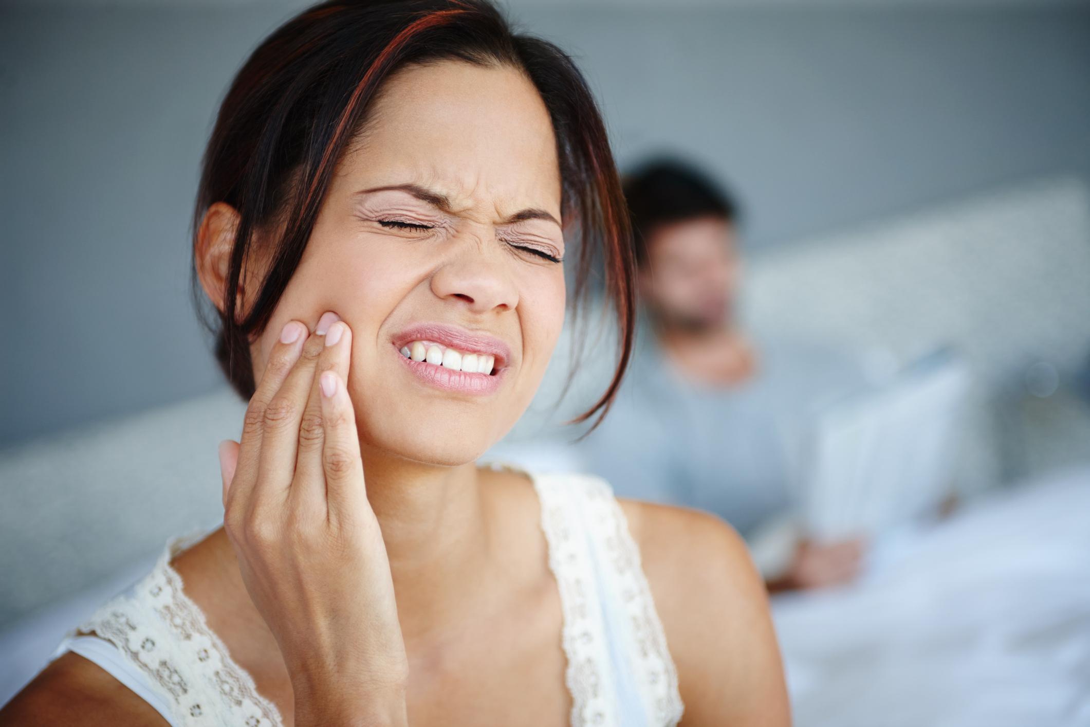 Causes of Sensitive Teeth