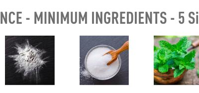 5 Ingredient Mouthwash