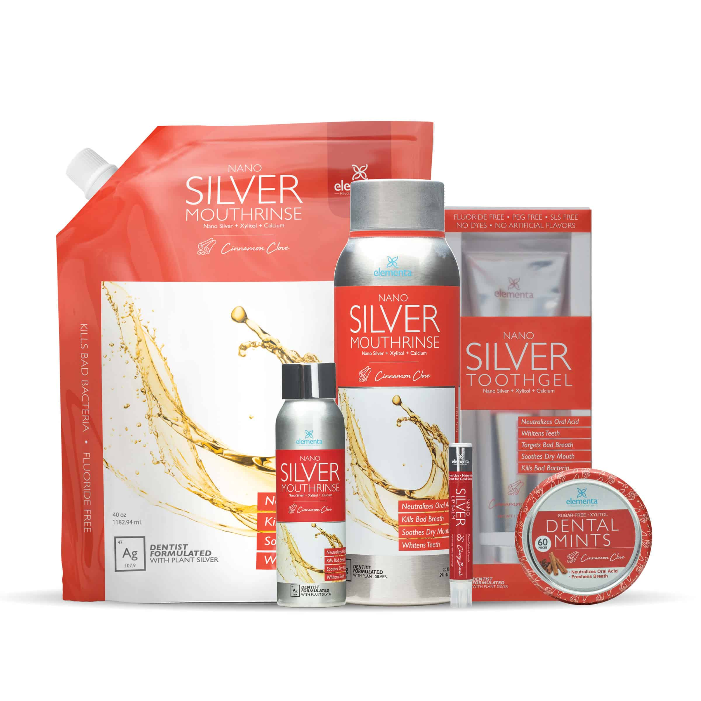 Elementa Silver Full Routine Bundles