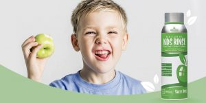 Healthier teeth and gums for kids