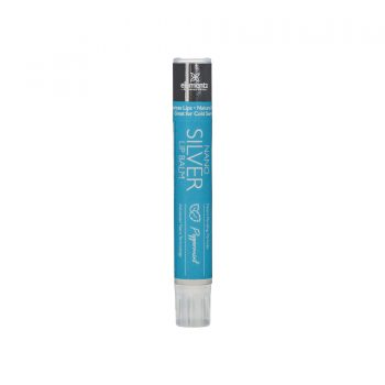 Nano Silver Lip Balms Peppermint 4 Pack
