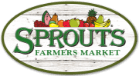 transparent logo for Sprouts grocery stores