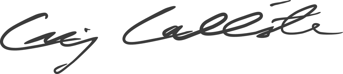image of a signature of one of Elementa Silver's founders
