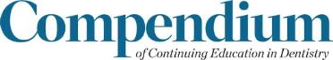 blue Compendium logo on white background